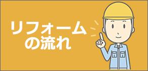 長崎フローリング(床)リフォーム相談所リフォームの流れ